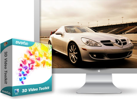 3D Video Toolkit for Mac