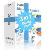 Blu ray toolkit