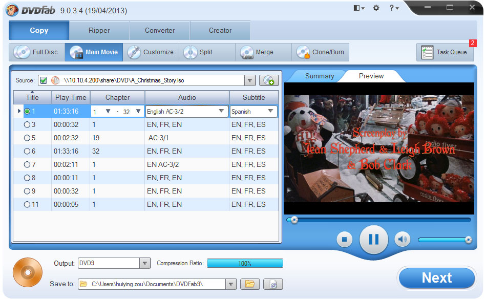 DVD Copy for Mac - DVDFab Mac DVD Copy Software