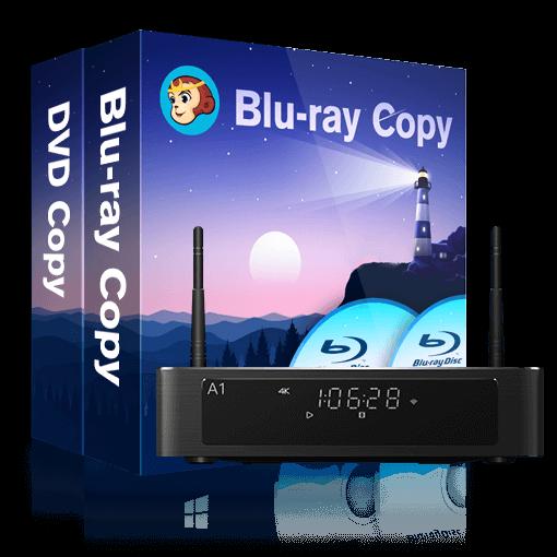 DVDFab Copy Suite + Movie Server
