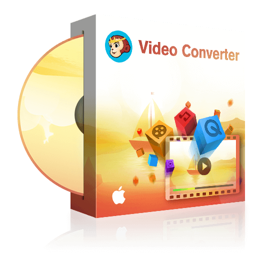DVDFab Video Converter for Mac