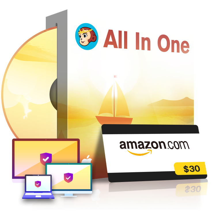 DVDFab All-In-One Lifetime Gift para Mac