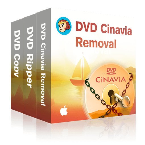 DVD Copy + DVD Ripper (Cinavia incluido) para Mac