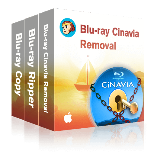Blu-ray Copy + Blu-ray Ripper (Cinavia incluido) para Mac