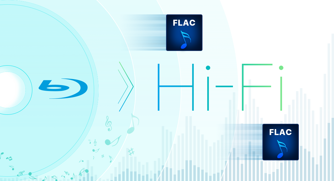 DVDFab Hi-Fi Audio Converter Feature 1