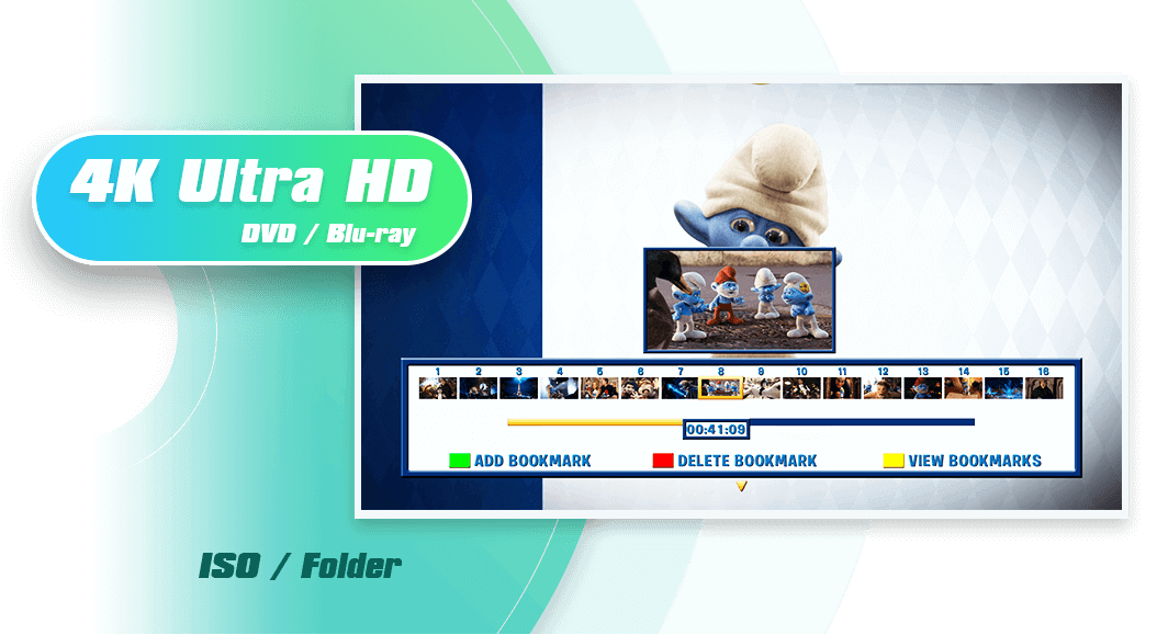dvdfab media player for Mac feature 3