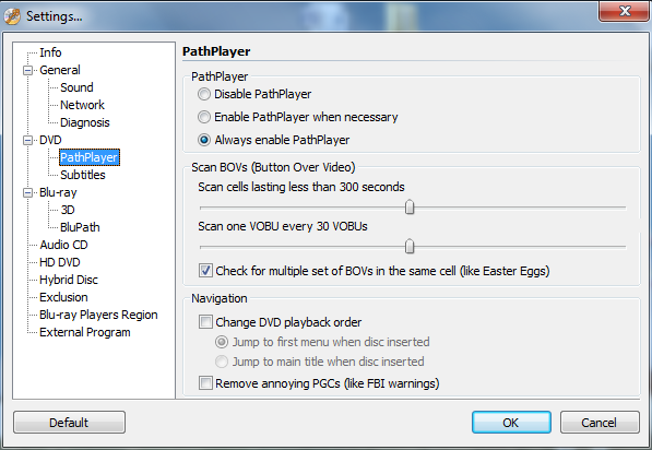 dvdfab passkey for dvd screenshot 2