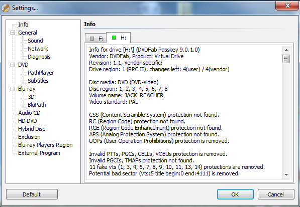 dvdfab passkey for dvd screenshot 4