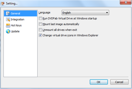 dvdfab virtual drive screenshot 2