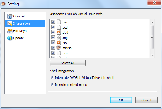 dvdfab virtual drive screenshot 3
