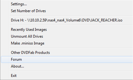 dvdfab virtual drive screenshot 4