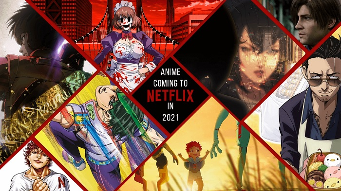 Best Anime on Netflix Right Now