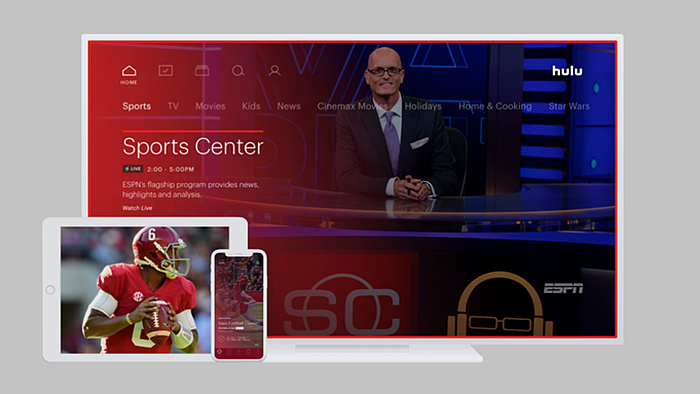 best streaming service for live sports