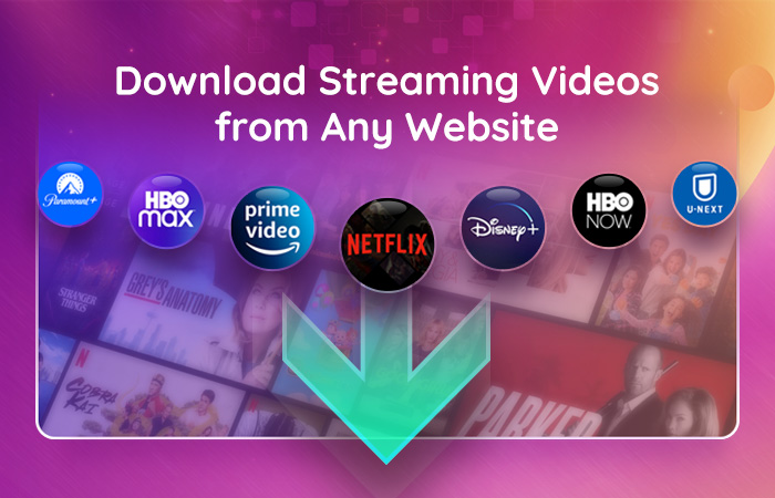 download streaming videos from any website
