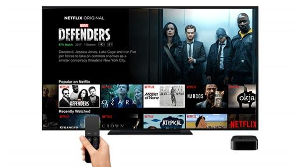how to get netflix on apple tv