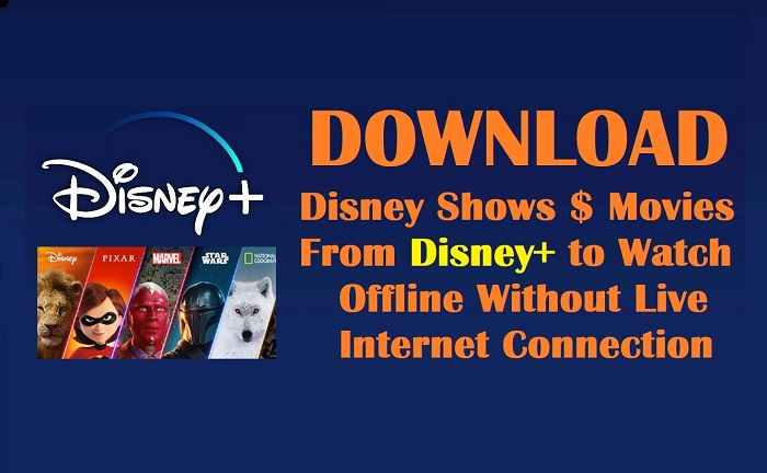 download Disney Plus shows on your PC