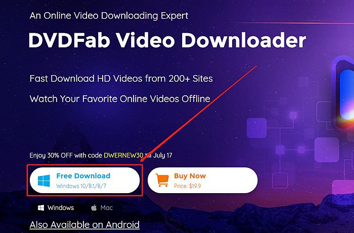 movie video Downloader