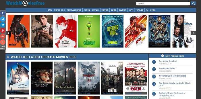 free movie download websites for pc