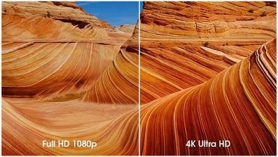 convert videos to 4k or uhd