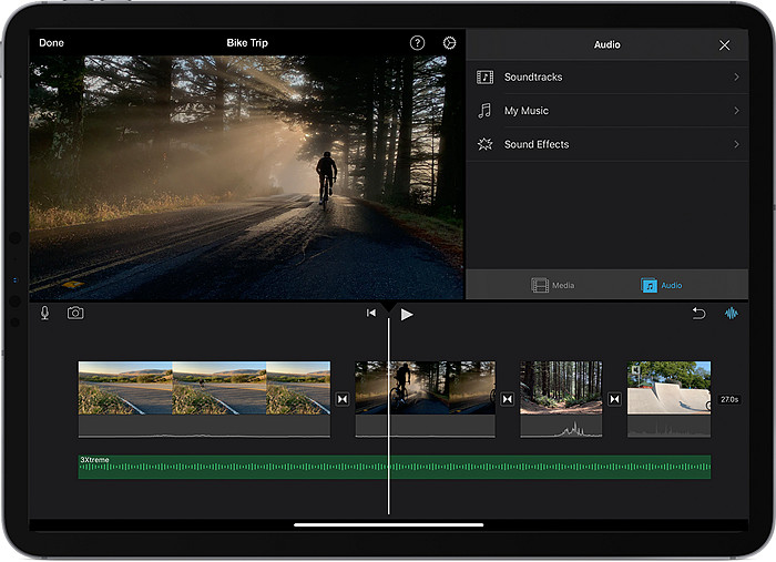 How to Add Music to Video on Mac Free
