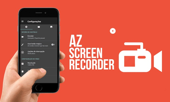 az screen recorder no root ios