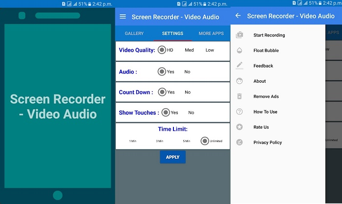 Top 20 Best Android Screen Recorders