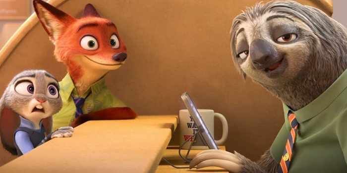 ZOOTOPIA - Official Teaser Trailer (2015) Disney Animated