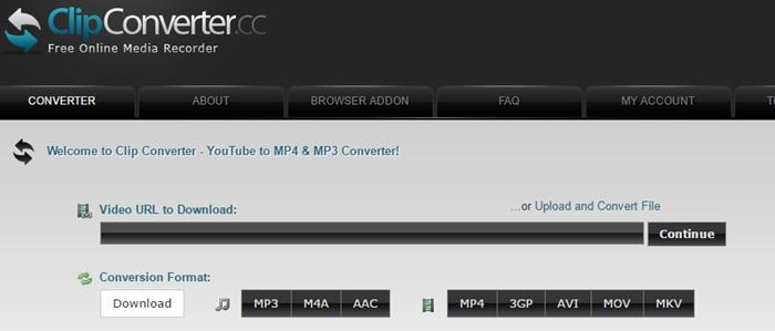 Top 5 URL Video Converters
