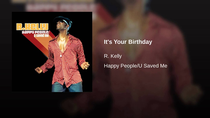 best birthday rap song