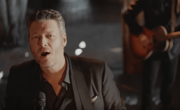 latest blake shelton song