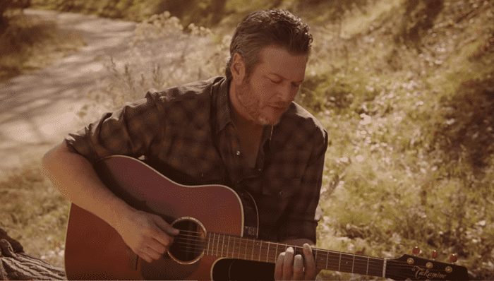 blake shelton latest songs