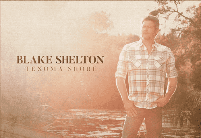latest blake shelton songs