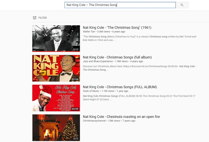 download guitar christmas songs from youtube