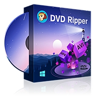 DVDFab DVD Ripper - Convert DVD to MP4 and other digital formats