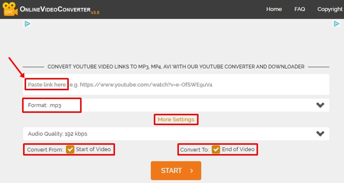 convert dailymotion video to mp3 online free