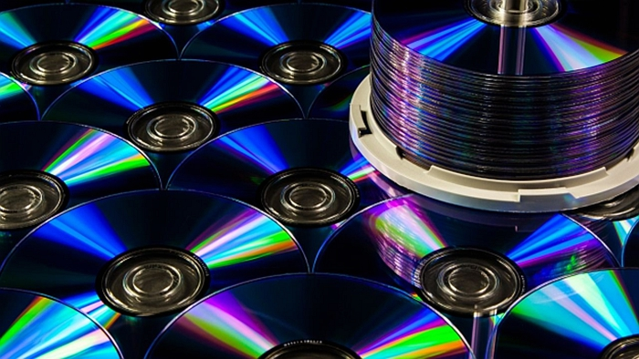 Digitizing cds