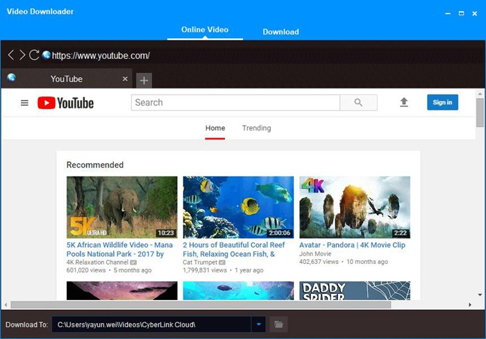 Video downloader mp4 | YouTube to MP4  2019-05-29