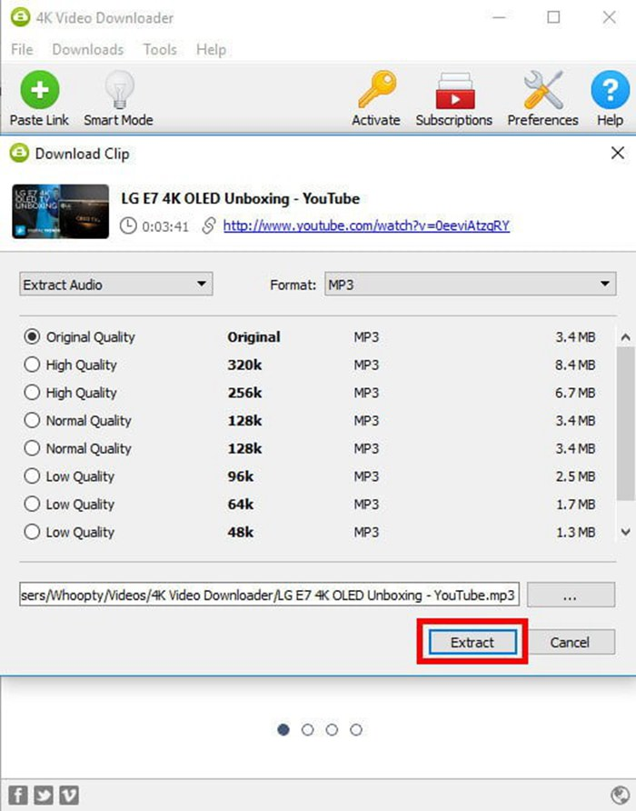download music from youtube to mp3 player