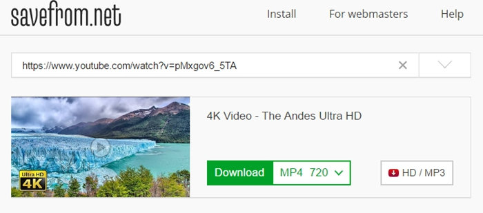 How to Download YouTube Videos with Online Tools?