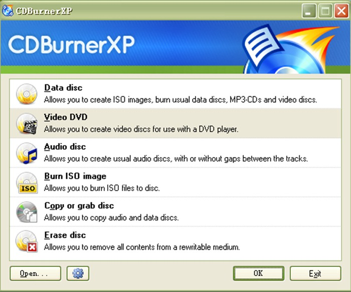 dvd editing and burning software free