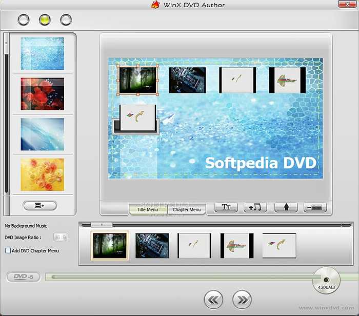 One of the best DVD buring software - WinX