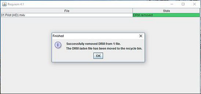 DRM Media Converter Free to Remove DRM Protected Files