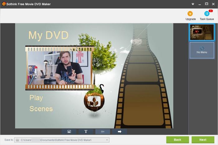 Free dvd creator windows