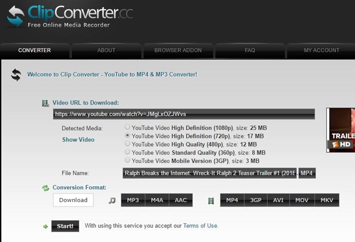 Top 11 Free Online YouTube Downloaders