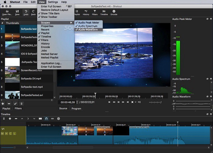 free video editing software for mac