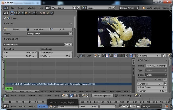 Top 5 Best Free Video Editing Software No Watermark