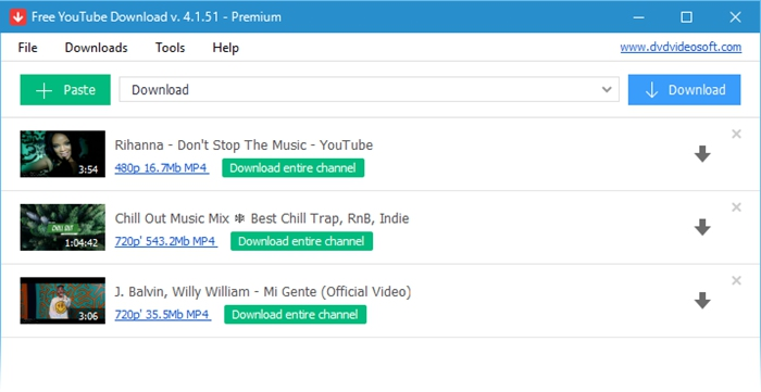 Top 20 Best Free YouTube Downloaders