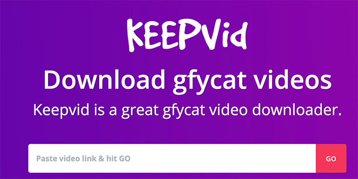 Download from Gfycat online