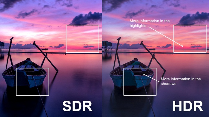 HDR vs SDR: what shall you know?