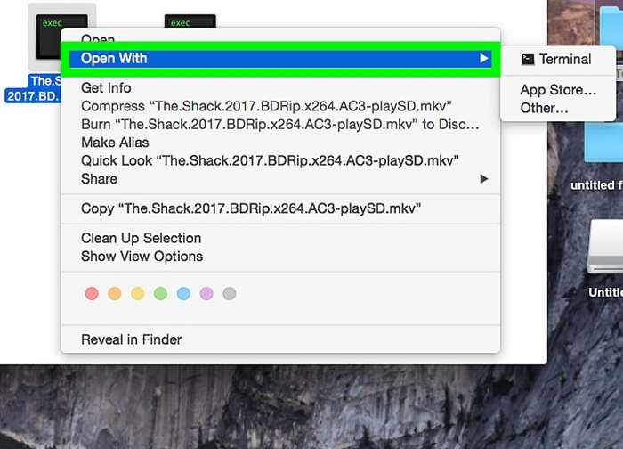 how to change default video player on mac